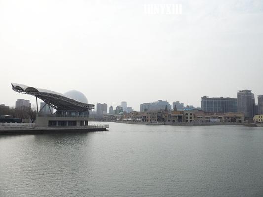 中心岛剧场 จรงซินเต่าจวี๋ฉ่าง โรงละครกลางเกาะ