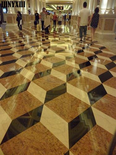 3D floor (My fav!)