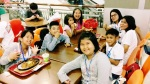 Re-energize at Suria Food Court of the Twin Towers. ทานอาหารเย็นห้างซูเรียภายในตึกแฝด